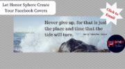 Let Honor Create Your Facebook Covers