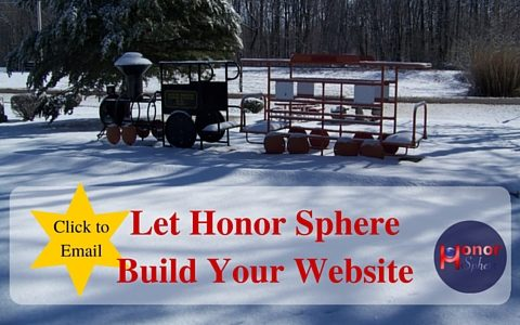 Let Honor Sphere Build Your Website