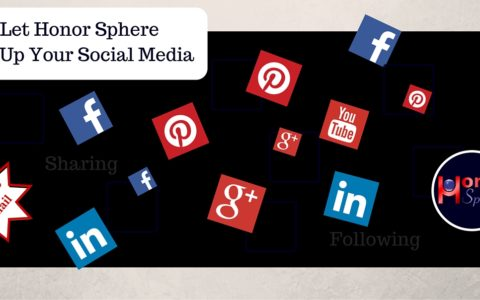 Let Honor Sphere set up Your Social Media