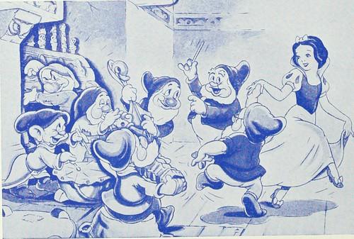 Cartoons - Snow White (drawing)