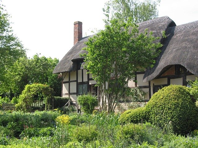 Anne Hathaway's house, England