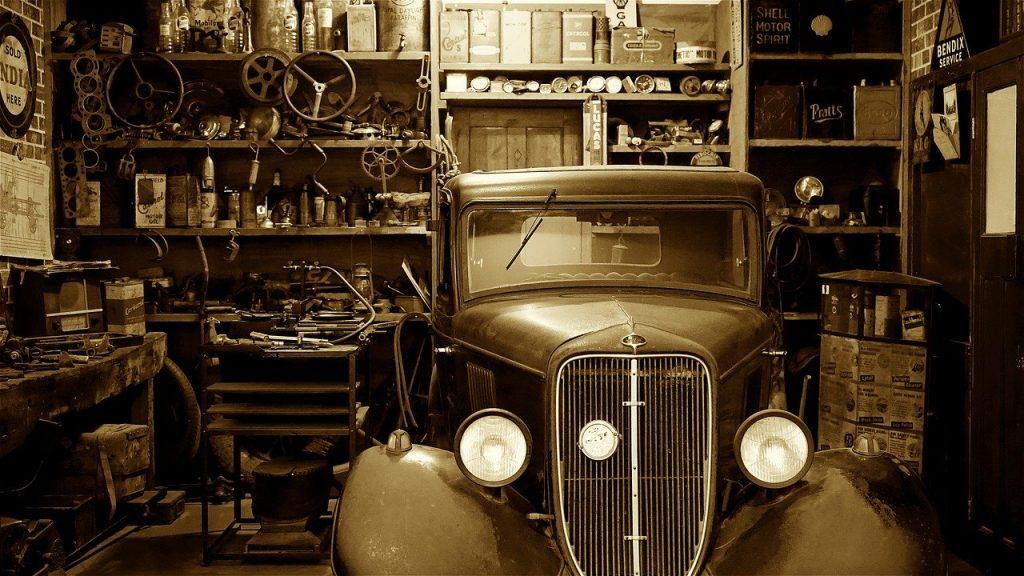 Homes - Antique Auto Automobile Automotive