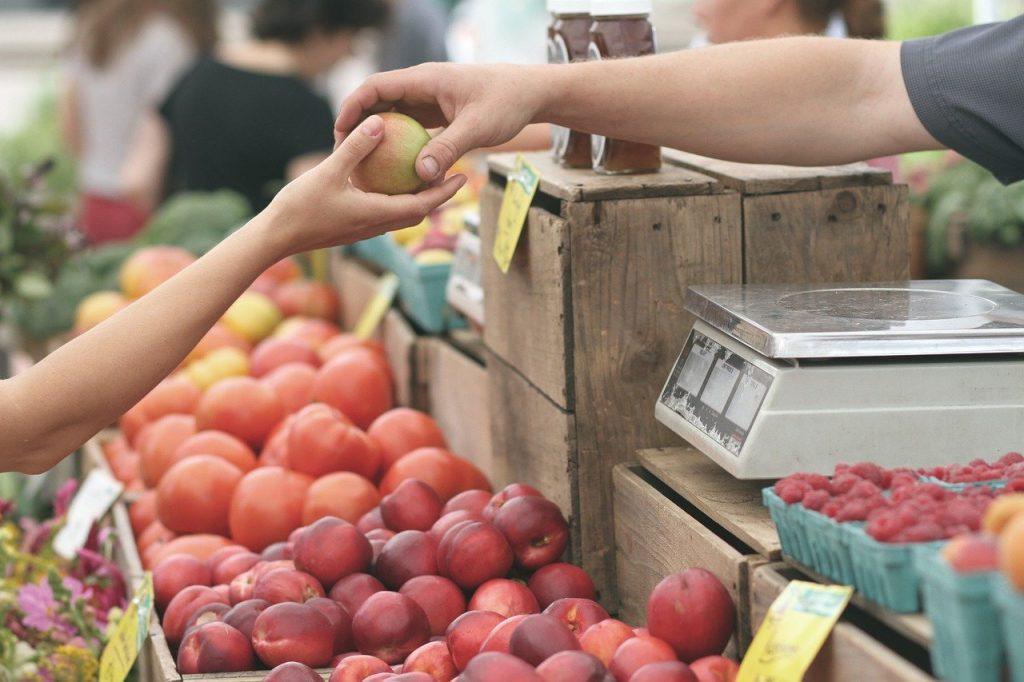 Apples Farmers Market Business Buy