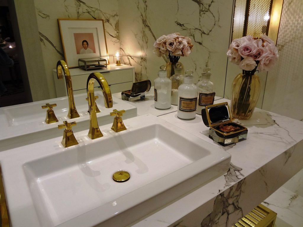 Homes - Bathroom Washbasin Pia Bathroom