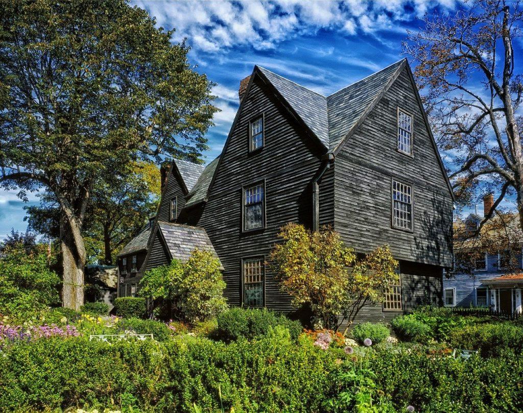 Homes - House Of Seven Gables Salem