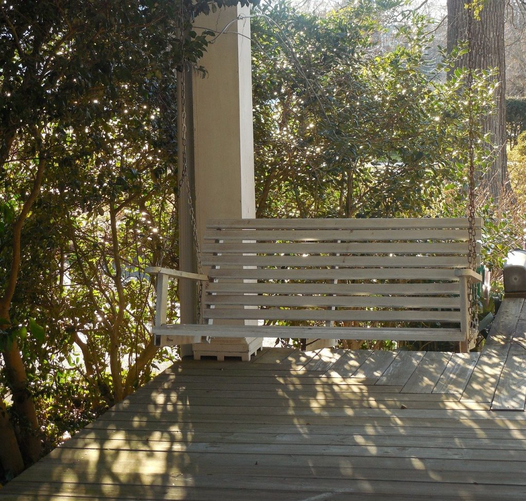 Homes - Southern Porch Swing House