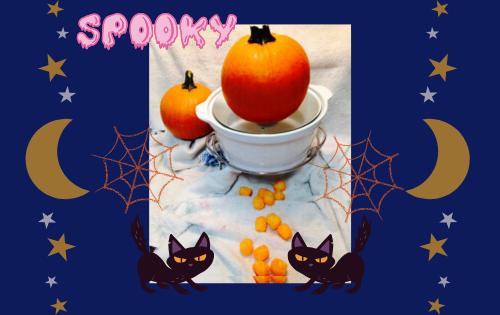 Halloween Pumpkin Poop
