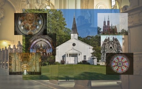 The Big Difference Found – Worship and Architecture
