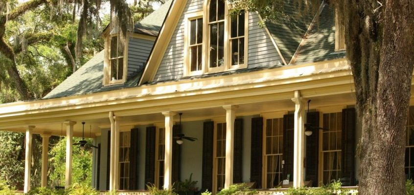 Secrets of Old Homes that Survived to Today